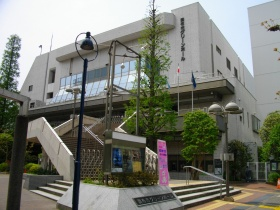 Chofu Green Hall.JPG